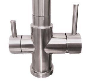 Altea 3-Way Spray Kitchen Filter Tap Stainless Steel