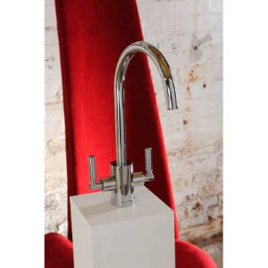 Abode Aquifier Atlas 3-Way Kitchen Filter Tap Chrome