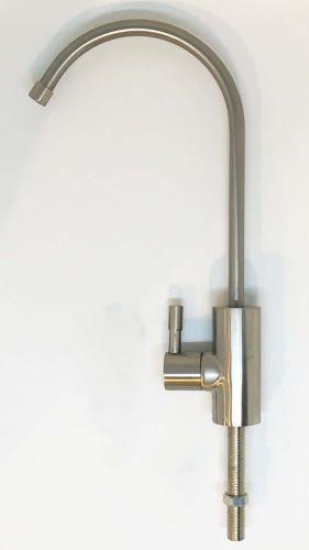 Quarter Turn Faucet Filter Tap Satin Nickel