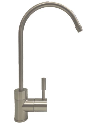 Intertap Filter Water Tap Brushed Nickel