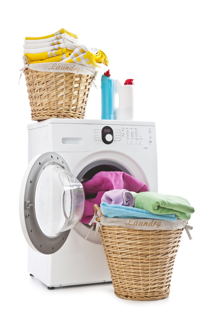Benefits of softened water on laundry