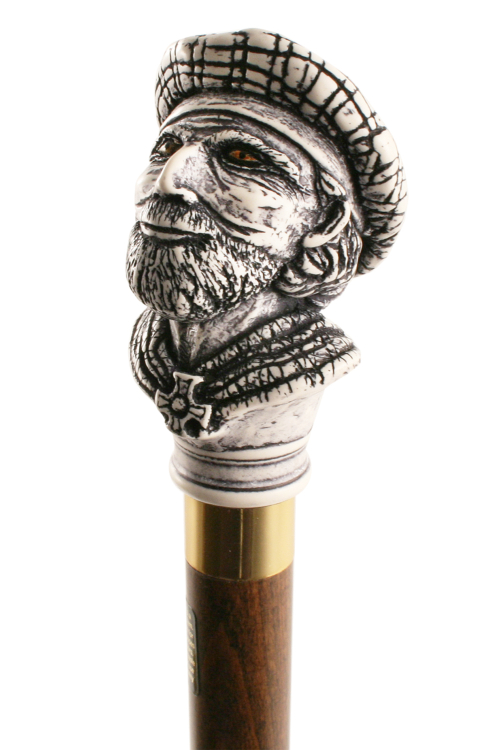 Highlander Moulded Top Collectors Stick