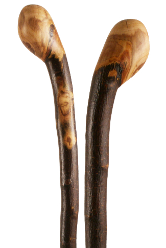Applewood Coppice Knob Stick (111cm length)