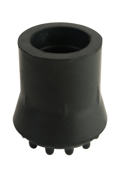 Black Rubber Ferrule RFC19 - 19mm - 3/4