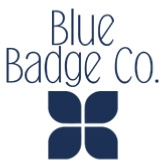 Blue Badge Company - Folding Sticks and Pouches