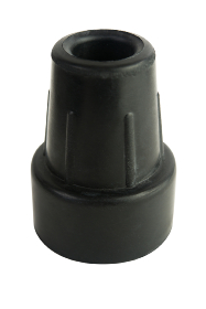 Heavy Duty Black Ferrule - RFZ16 - 16mm - 1/2