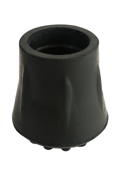 Black Rubber Ferrule RFC22 - 22mm - 7/8
