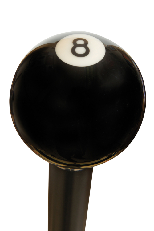 Number Eight Ball Dress Cane