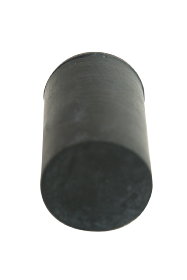 Black Rubber Ferrule RFA13 - 13mm - 1/2