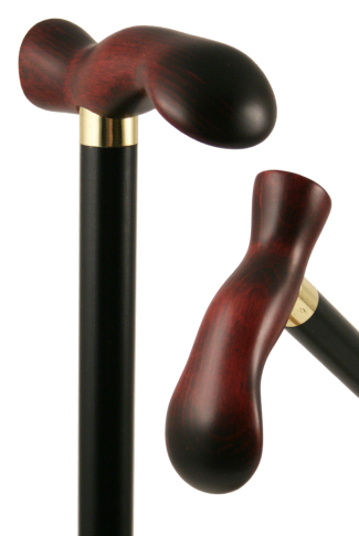 Ergonomic Crutch Walking Stick with Collar