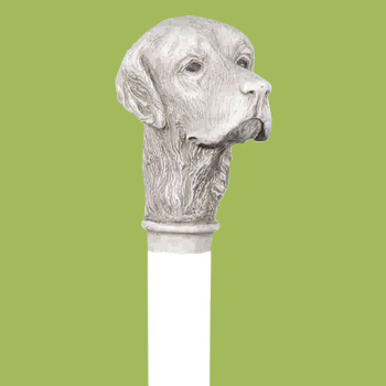 Dog Headed Collectors Canes
