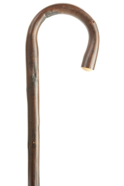 Chestnut Crook Handled Walking Stick