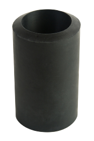 Black Rubber Ferrule RFA19 - 19mm - 3/4