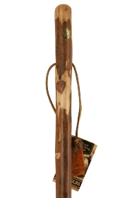 Brazos Freeform Sweet Gum Handcrafted Hiking Stick