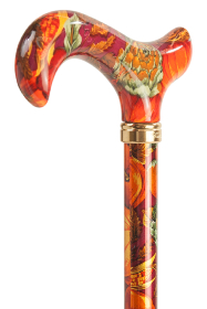 Tea Party Adjustable Walking Stick - Harvest Festival