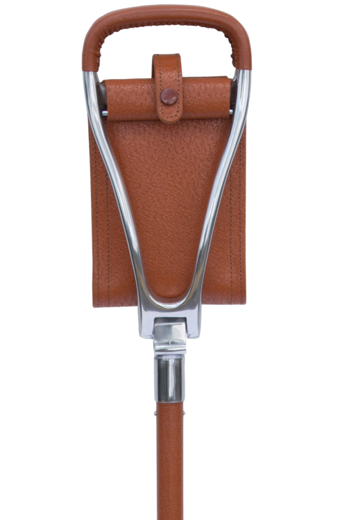 Leather Swivel Seat Stick