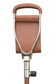 County Wide Leather Seat Stick - Tan