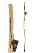 Brazos Freeform Diamond Willow Handcrafted Hiking Stick