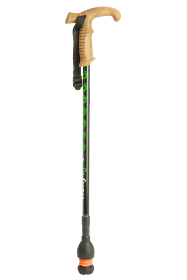 Flexyfoot Urban Hiking Pole - Black