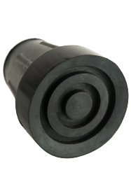 Heavy Duty Black Ferrule - RFZ25 - 25mm - 1