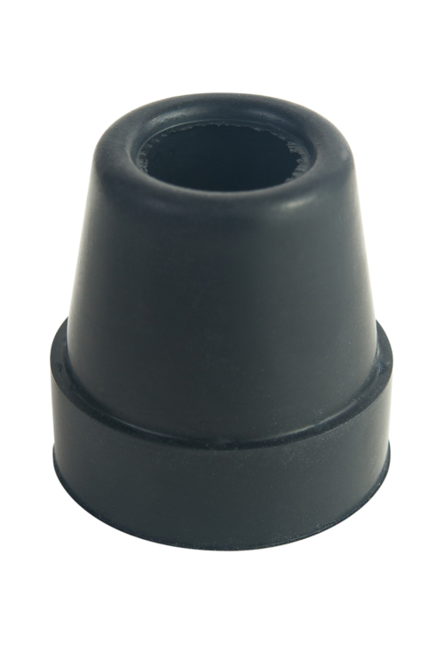 Black Rubber Ferrule - RF80 - 15mm