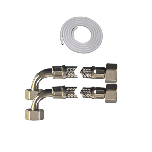 28mm High Flow Water Softener Installation Hose Kit