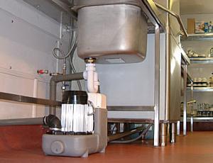 AF508 - Sanicom Waste Water Pumpset