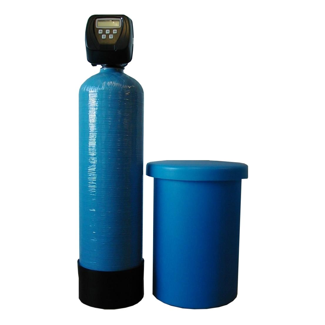 Simplex Metered Commercial Water Softener 200-litre (1.25inch) Flow 7.7m3/HR Capacity 33 m3