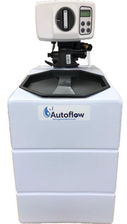 Junior Electric Metered Water Softener