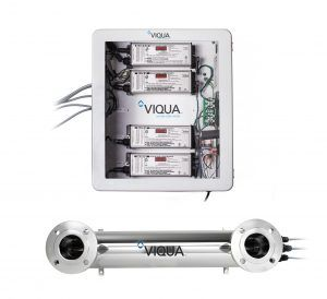 Viqua SHF-140 UV Water Multi-Lamp Disinfection System - Flow Rate 38 m3/h
