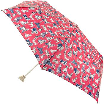 Cath Kidston Minilite Folding Umbrella - Squiggle Dogs