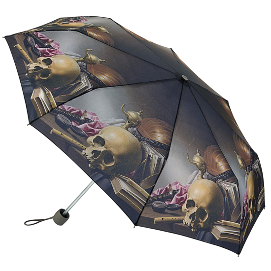 The National Gallery Minilite Folding Umbrella - Still Life