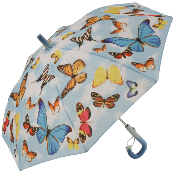 Galleria Kids Butterflies Umbrella