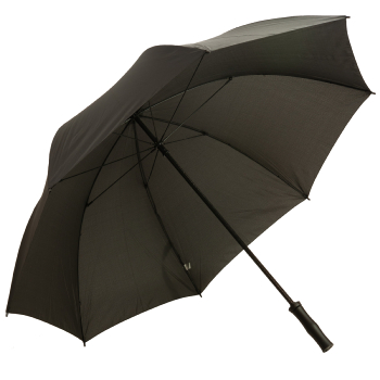 Premium Fibreglass Golf Umbrella - Black