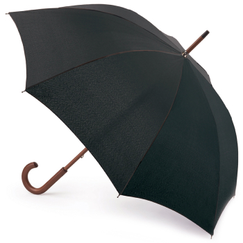 Fulton Kensington Umbrella Walking Length - Black