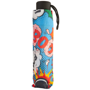 Comic Strip Manual Folding Umbrella