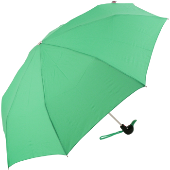 Duck Folding Umbrella by Rainbow of Milan - Mint Green