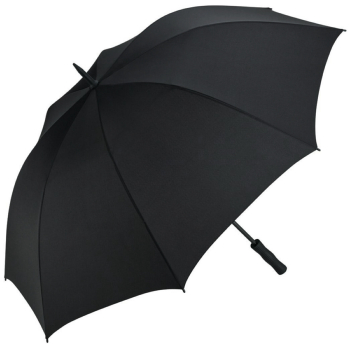 Performance Metal Free Manual Open Golf Umbrella - Black