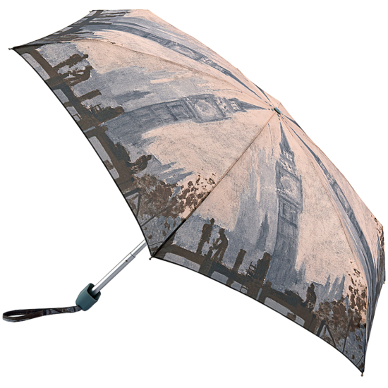 The National Gallery Tiny Umbrella - Thames Below Westminster by Monet