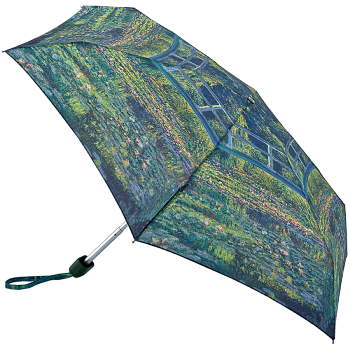 The National Gallery Tiny Umbrella - Water Lily Pond by Monet