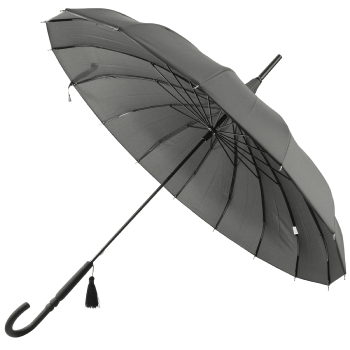 Classic Pagoda Umbrella from Soake - Grey