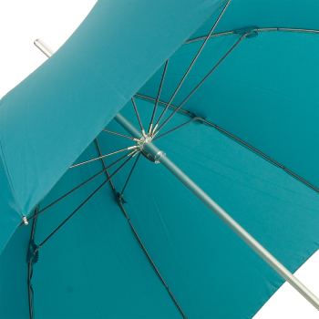 M&P Ladies Walking Length Umbrella - Aqua