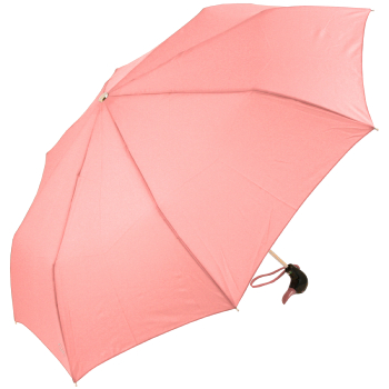 Duck Folding Umbrella by Rainbow of Milan - Powder Pink