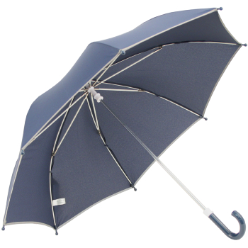 Kidz High-Viz Childs Umbrella - Navy