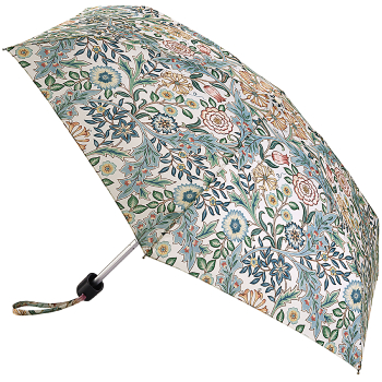Morris & Co Tiny by Fulton - Lightweight Folding Umbrella - Wilhelmina