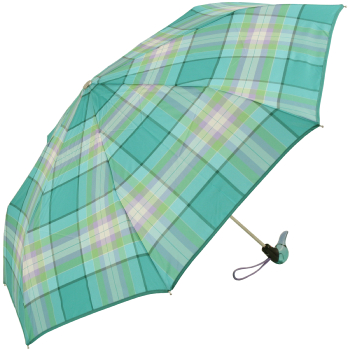 Poly Duck Folding Umbrella by Rainbow of Milan - Kingfisher