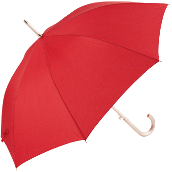Colours - Plain Coloured Umbrella - Wine Red