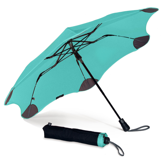 Blunt XS Metro Folding Umbrella - Mint