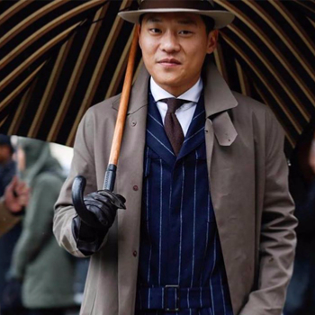 Luxury Gents Umbrellas