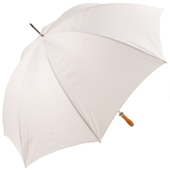 Ex Hire - Bedford Large Wedding Umbrella - White